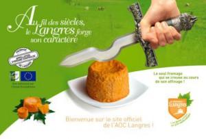 Photo du fromage Langres