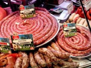 Photo de saussices de Toulouse